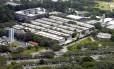 Vista aérea do campus da USP no Butantã: universidade caiu dois pontos no ranking dos BRICs