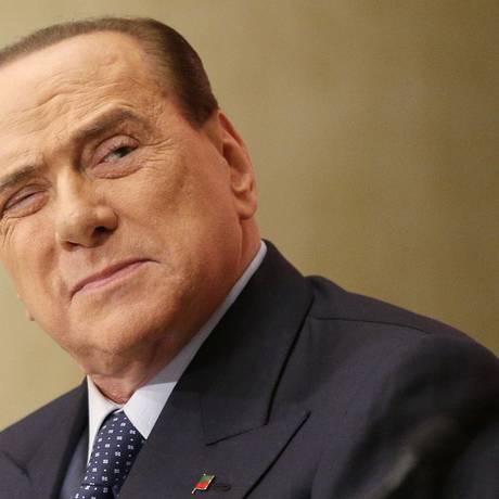 Berlusconi: condenado por subornar senador Foto: Alessandra Tarantino / AP/2013