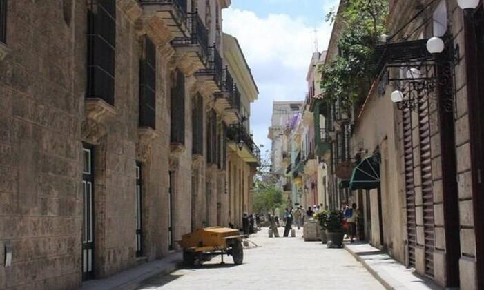 Rua de Havana, Cuba Foto: @glamtraveller/ Instagram