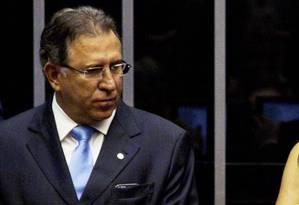 Assessor especial do Ministério dos Transportes, Edson Giroto, deixou o cargo após operação da PF Foto: Jorge William / Agência O Globo