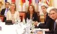 Negociações desafiam diplomatas envolvidos em várias etapas de conversas