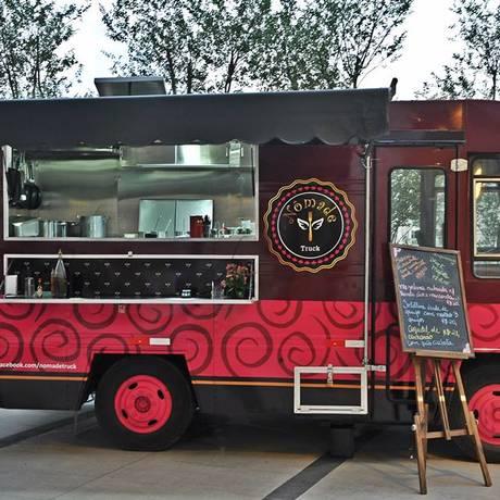 Cardápio do truck carioca Nômade oferece ao consumidor uma viagem gastronômica pela América Latina Foto: Divulgação