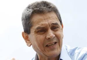 O ex-deputado Roberto Jefferson, presidente do PTB Foto: Pablo Jacob/22-2-2014 / .