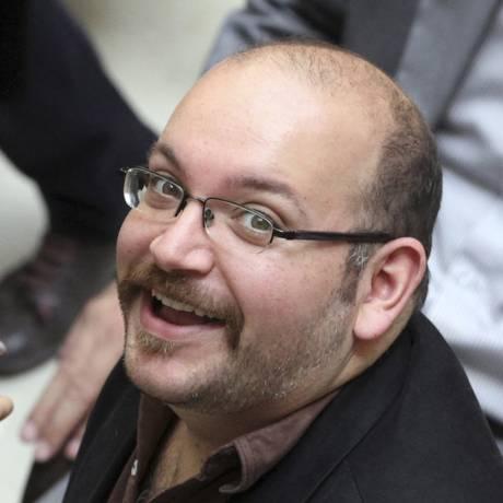 Detido. Jason Rezaian é acusado de espionagem Foto: Vahid Salemi / AP
