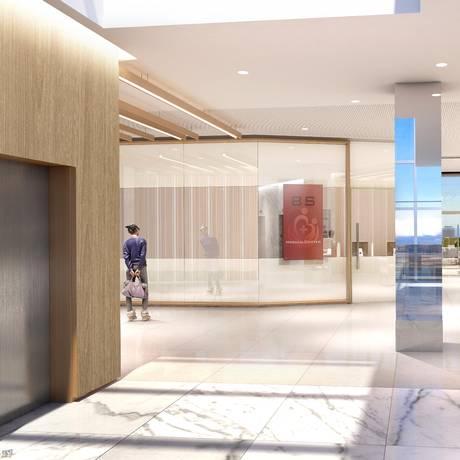 Perspectiva da nova expansão do Centro Médico BarraShopping Foto: Divulgação/BarraShopping