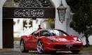 Ferrari é apreendida na Casa da Dinda Foto: UESLEI MARCELINO / REUTERS