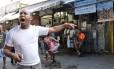 Pablo, ex-ocupante de um boxe no camelódromo, denuncia o quanto pagava para trabalhar no local