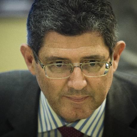 Joaquim Levy, ministro da Fazenda Foto: Guito Moreto/29-5-2015 / O Globo