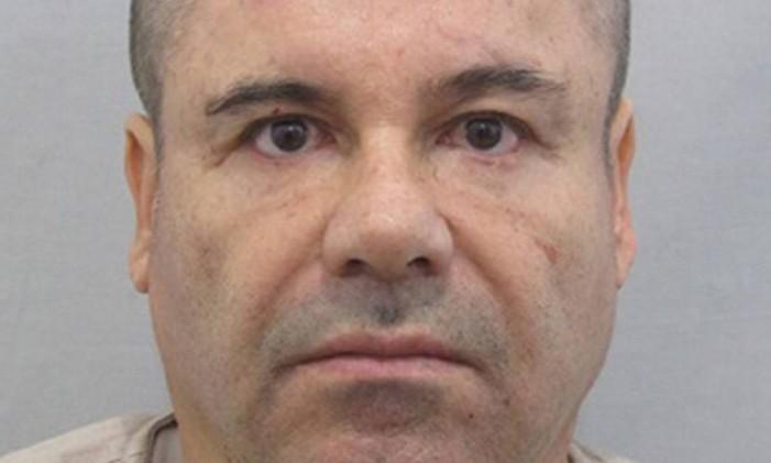 """Foto mais recente do narcotraficante Joaquín """"El Chapo"""" Guzman, fornecida pelo procurador-geral do México, antes de escapar da prisão de segurança máxima no último domingo, dia 12 de julho de 2015 Foto: Mexico's Attorney General's Office / AP"""