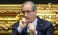 Eduardo Cunha critica MP do ICMS
