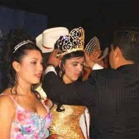Filha de um traficante, Emma Coronel ganhou um concurso de beleza antes de se casar com El Chapo Foto: Reprodução