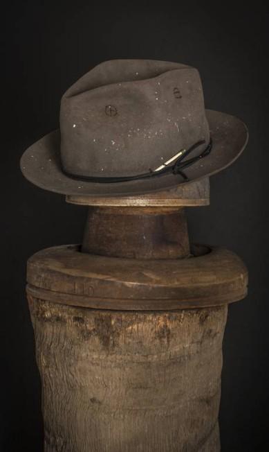 Chapéu criado por Nick Fouquet Ashley Noelle