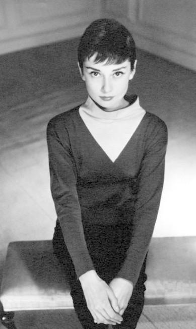 Anthony Beauchamp, um dos fotógrafos mais badalados da década da 1950, também retratou Audrey Divulgação / National Portrait Gallery