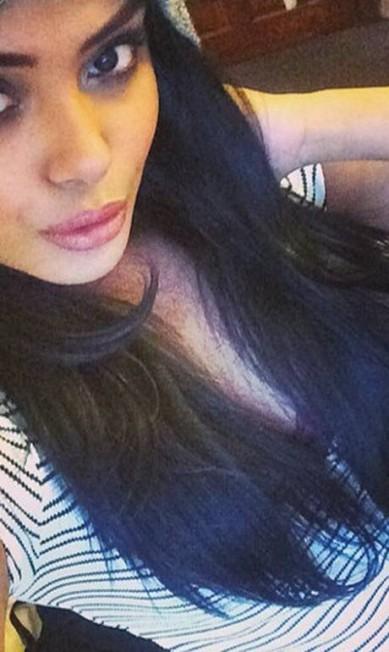 Mais um selfie de seu Instagram Reprodução/ Instagram