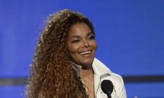 Mais de Janet Jackson no BET Awards Foto: KEVORK DJANSEZIAN / REUTERS