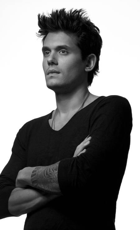 15º lugar: o cantor John Mayer Divulgação