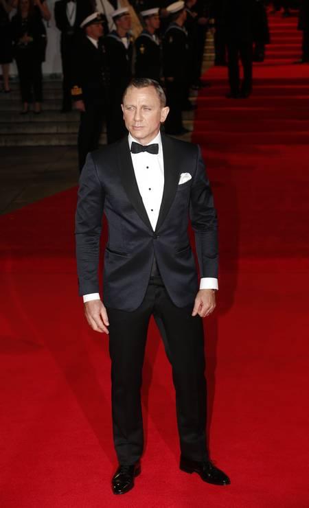 12º lugar: o ator Daniel Craig SUZANNE PLUNKETT / REUTERS/Suzanne Plunkett