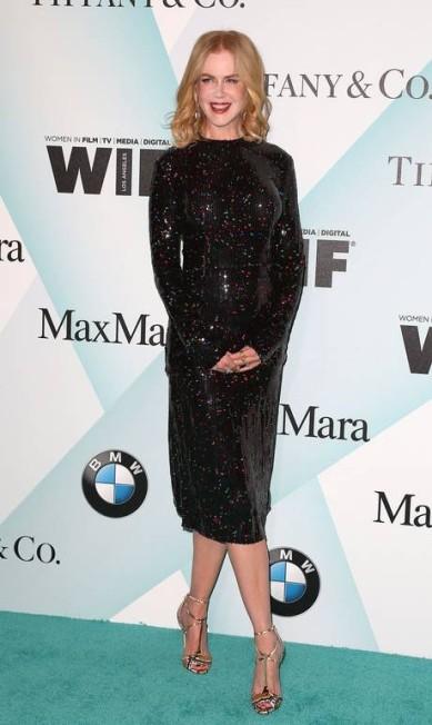 Nicole Kidman vestiu Dior Frederick M. Brown / AFP