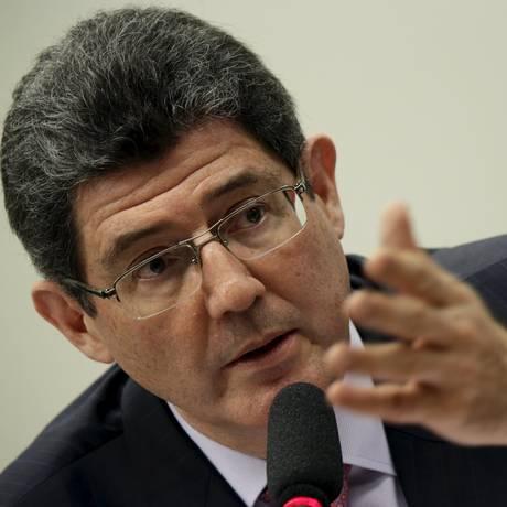 Ministro da Fazenda, Joaquim Levy Foto: UESLEI MARCELINO / REUTERS