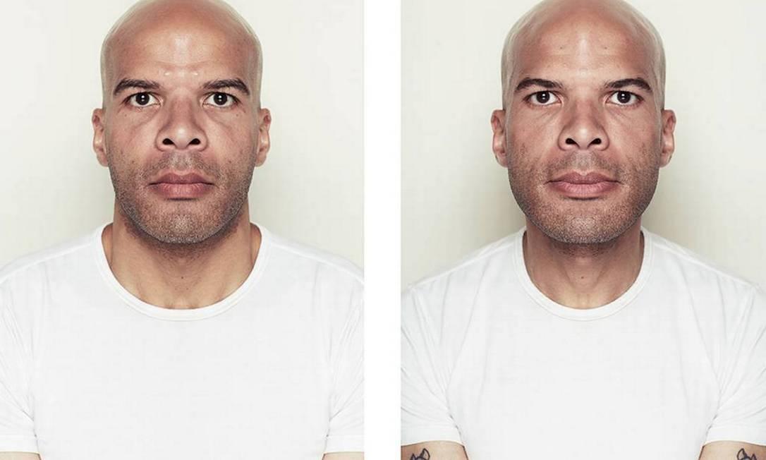 Ainda de acordo com Beck, os fotografados não gostaram muito dos resultados das imagens. Para eles, a fisonomia verdadeira deles é melhor Alex John Beck