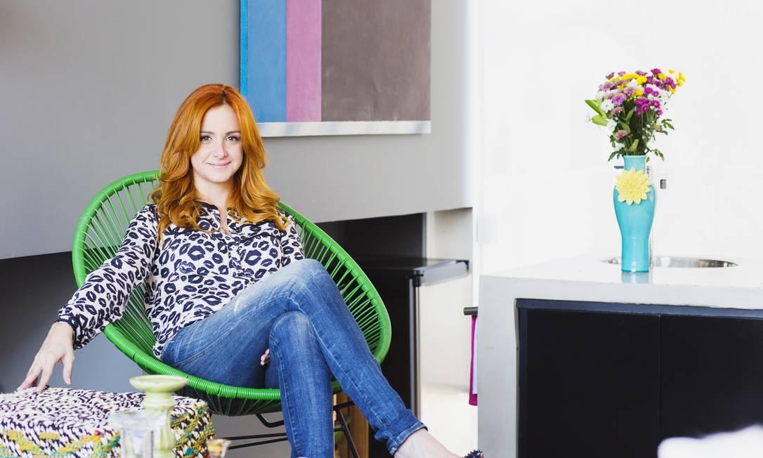Alexandra Tobler, diretora de estilo do Westwing Reprodução