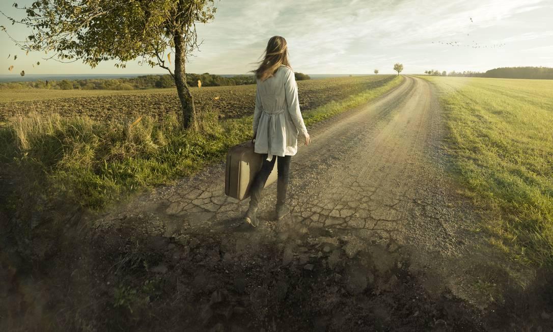 """""""Don't look back"""", de 2014 Erik Johansson"""