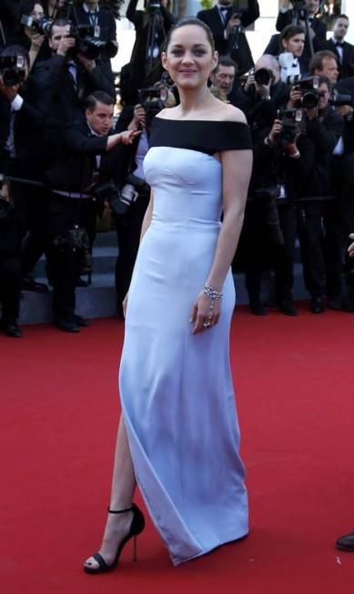 Atual musa do cinema francês, Marion Cotillard é junção perfeita entre beleza e talento. Seu papel no filme 'Piaf - Um Hino ao Amor' lhe rendeu o Oscar de melhor atriz em 2008 ERIC GAILLARD/REUTERS