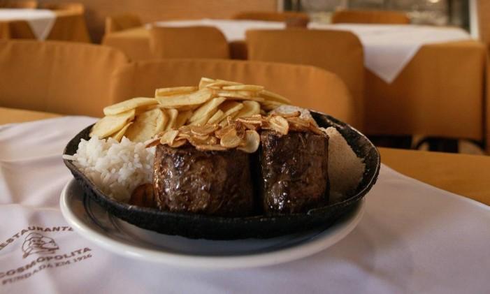 26.04.2007 - Leonardo Aversa - RS - restaurante Cosmopolita Foto: Leonardo Aversa / O Globo