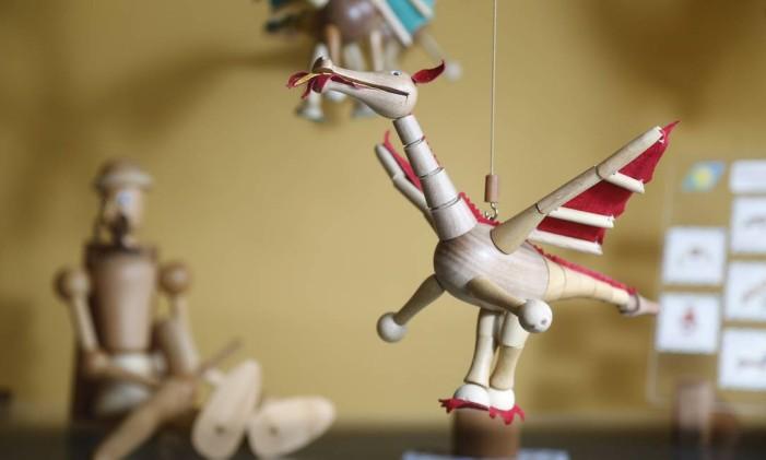 Brinqueira não eletrônica Foto: Felipe Hanower / Agência O Globo