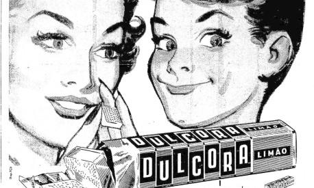 Anúncio Drops Dulcora Foto: Reprodução / Agência O Globo