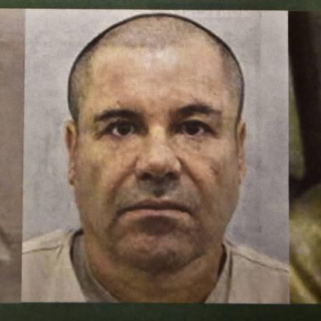 Polícia mexicana realiza caçada ao narcotraficante El Chapo Foto: YURI CORTEZ / AFP