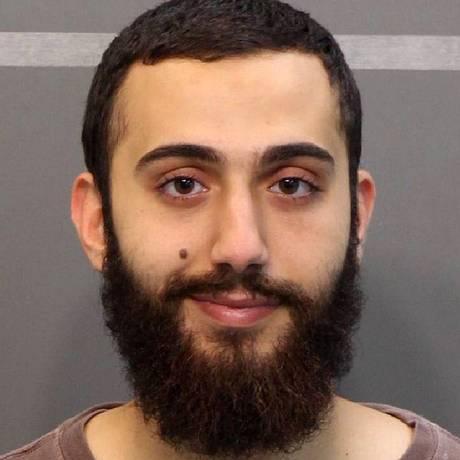 Muhammad Youssef Abdulazeez, de 24 anos, suspeito de ataque a instalações da Marinha no Tennessee, matinha um blog sobre religião Foto: Reprodução / AFP / AFP
