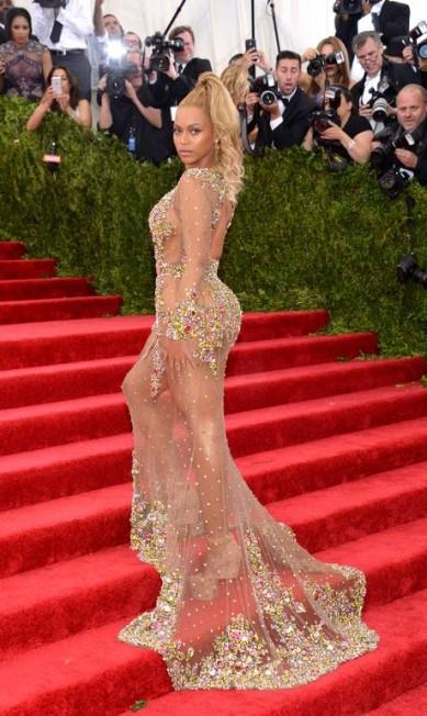 Mais de Beyoncé e seu famoso bumbum Evan Agostini / Evan Agostini/Invision/AP