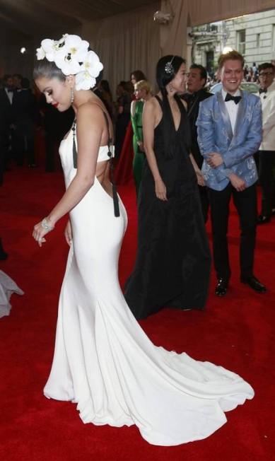 O bumbum positivo de Selena Gomez ANDREW KELLY / REUTERS