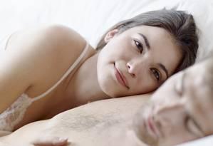 Britânicos fazem sexo três vezes por mês Foto: Matthew Plexman / Matthew Plexman / Radius Images