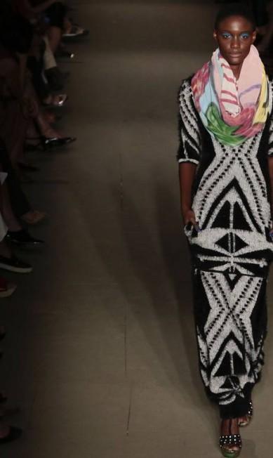 Africa Africans Moda Miguel Schincariol / AFP