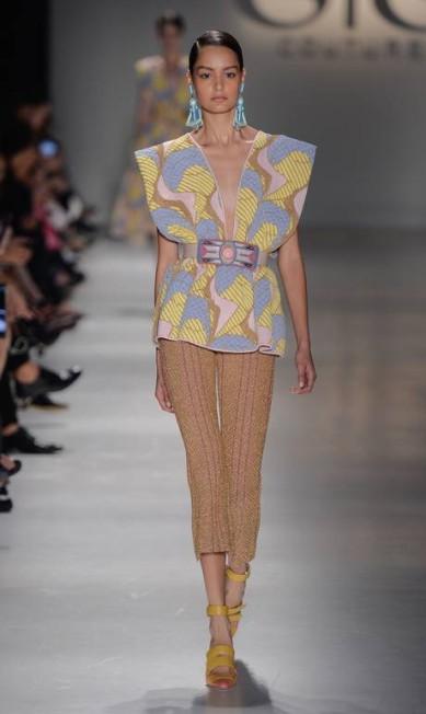 GIG Couture - verão 2016 Ze Takahashi / Agência Fotosite