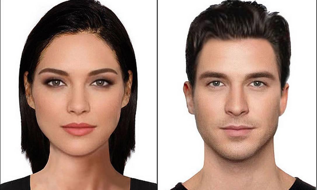 2b9f16382 São estes os rostos mais bonitos do mundo? Cientistas apostam que ...