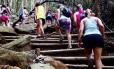 Pace Clube promove encontros para fazer trilhas e caminhadas