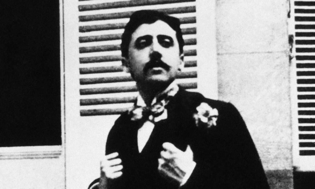 """Proust: antes de """"O caminho de Swann"""", autor escrevia sobre os salões e saraus parisienses Foto: Arquivo"""