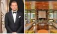 DiCaprio e sua mansão que está para alugar