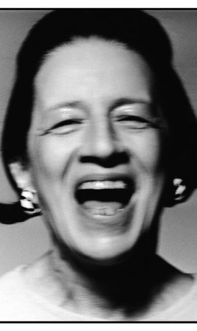 Diana Vreeland, em 1967 David Bailey