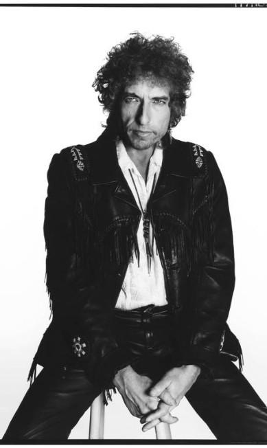 Bob Dylan, 1986 David Bailey
