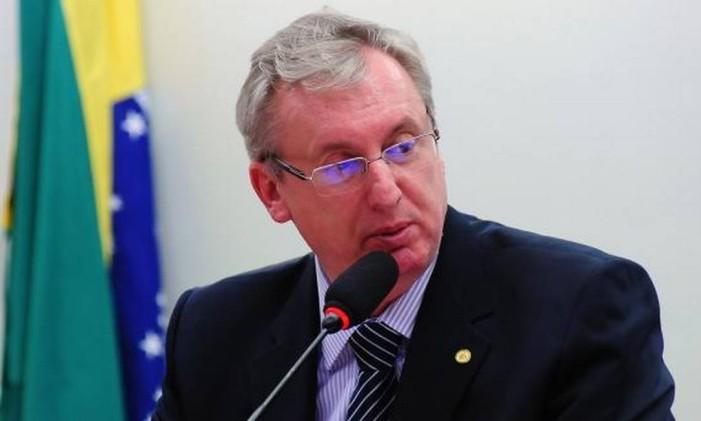 Celso Pansera (PMDB-RJ) afirmou cumprir o seu papel de integrante da CPI Foto: Câmara dos Deputados / Divulgação