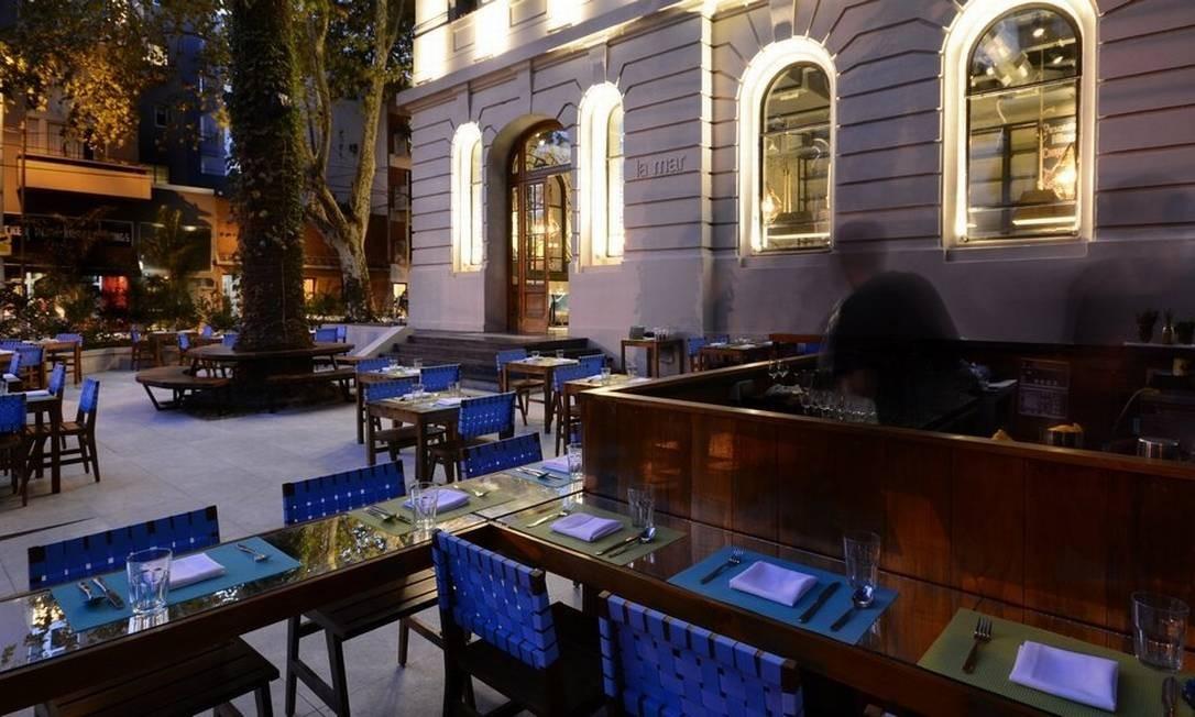 Peruano de luxo em Palermo: restaurante La Mar de Buenos Aires, do chef peruano Gastón Acurio, faz sucesso em Buenos Aires