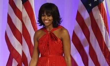 Michelle Obama Foto: Jacquelyn Martin / AP