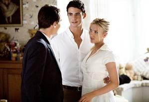 Match Point (2005), de Woody Allen: no filme, um ex-tenista profissional se apaixona pela namorada do cunhado Foto: Divulgação