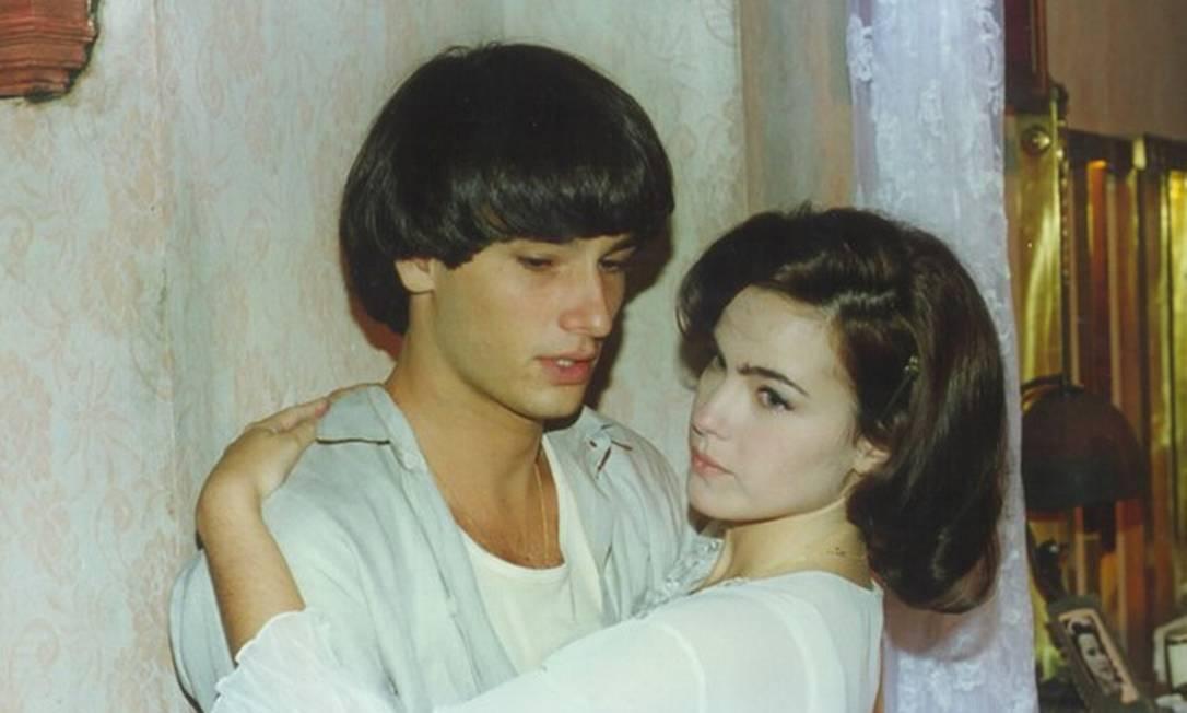 """Cena com Ana Paula Arósio em """"Hilda Furacão"""" (1998) Divulgação"""