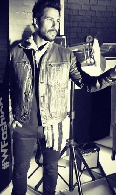 Isis Valverde é mais na lista. Ela namora o ator mexicano Uriel del Toro, que já fez trabalhos para as grifes Diesel, Nike, Adidas, Armani e Levi's Reprodução/ Instagram