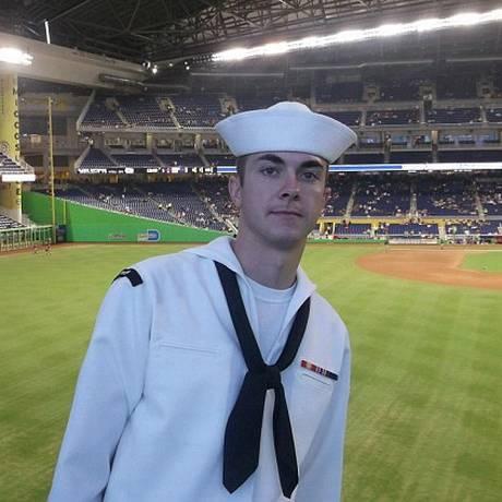 Randall Smith, de 26 anos, era casado há quatro anos e pai de três meninas Foto: © Facebook
